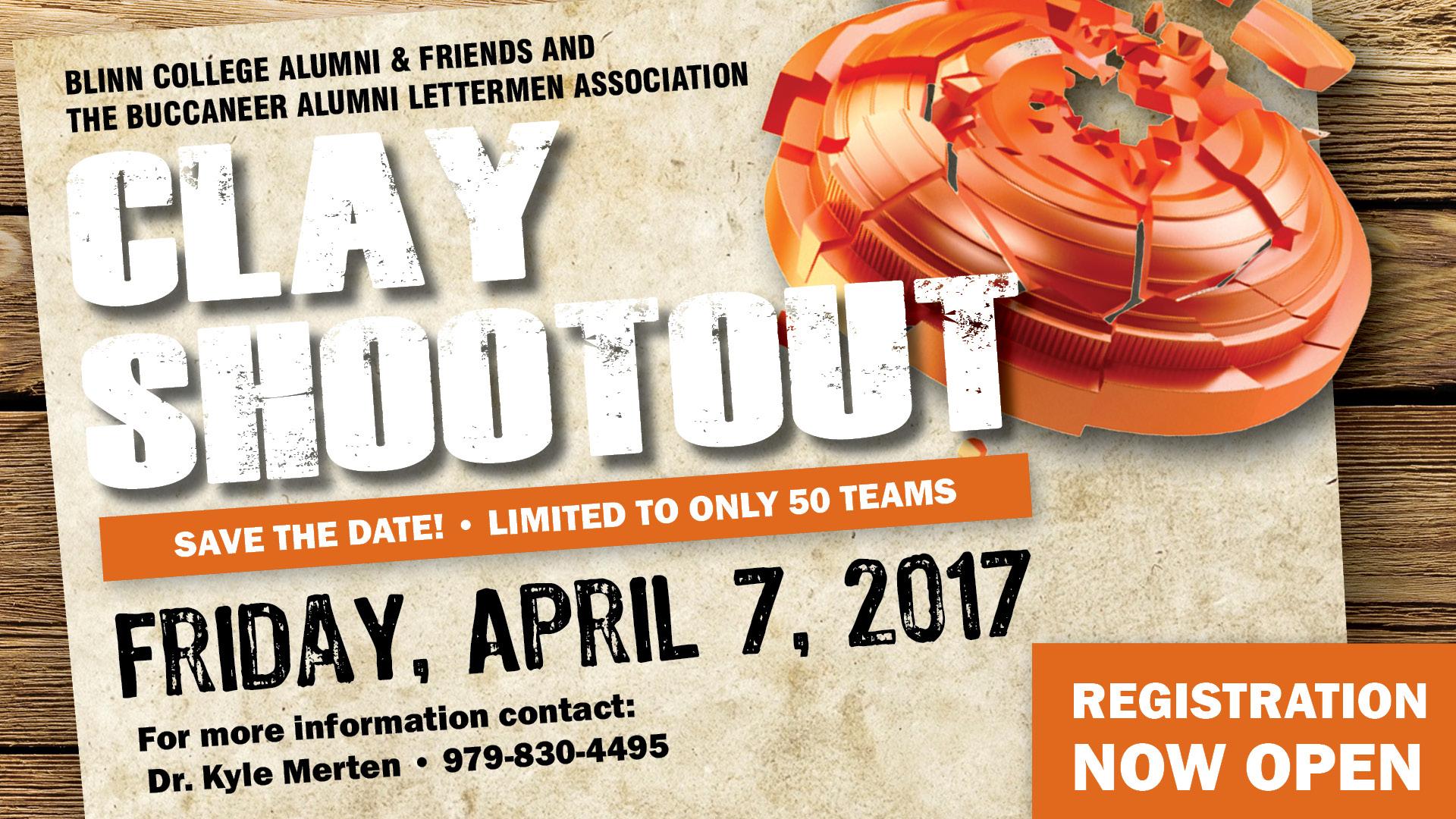 2017 Clay Shootout
