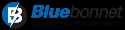 Bluebonnet Electric Coop logo