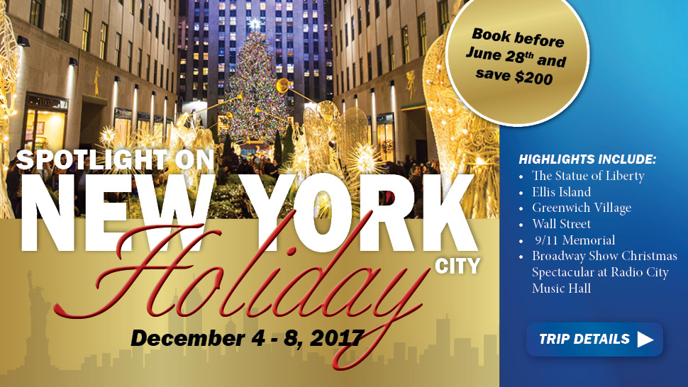 New York City Holiday Trip